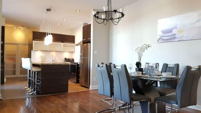 Photo for NEW AMAZING CONDO!! In Plateau-Mont-Royal area.