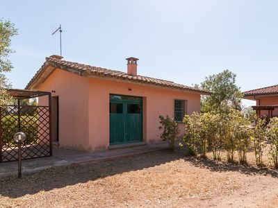 Photo for Small quiet house in the countryside close to the sea