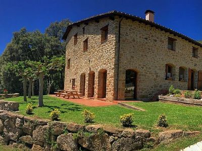 Photo for Self catering La Coma d'en Roca for 18 people