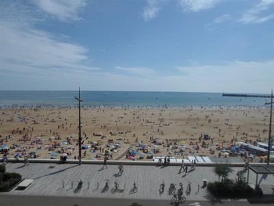 Photo for Spacious, seafront and close to shops