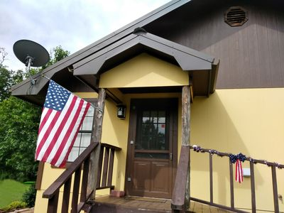 Photo for Spring Getaway! - Eagle Creek Cottage -  Pet friendly!