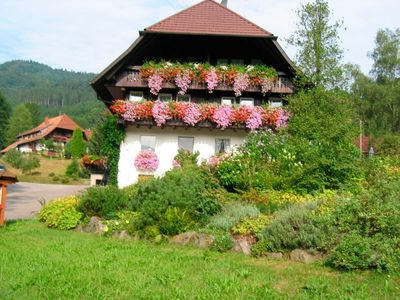 Photo for Apartment / app. for 2 guests with 55m² in Gutach (26021)