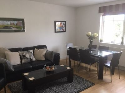Photo for St Andrews Modern Flat 3 bed
