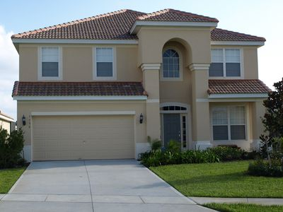 Photo for Disney 2 Miles, South Pool/Hot Tub 6 Bed4 Bath Game Room,Themed, WIFI Baby Equip