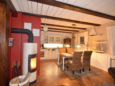Photo for Exclusive holiday home with fireplace, large terrace and garden + free laundry package