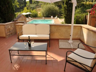 Photo for Villa Margherita - Private pool, free Wi-Fi, A / C