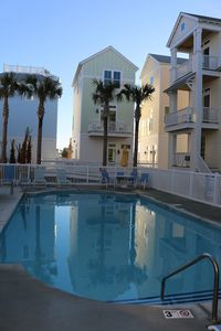 Photo for AUG. SALE! NEW 2 BEDROOM LUXURY KEY WEST STYLE HOME OCEAN VIEW OVERLOOKING POOL