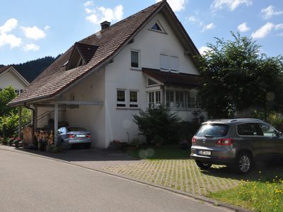 Photo for Apartment for 2 persons - an ideal start for hiking u. Biking in ave. Black forest