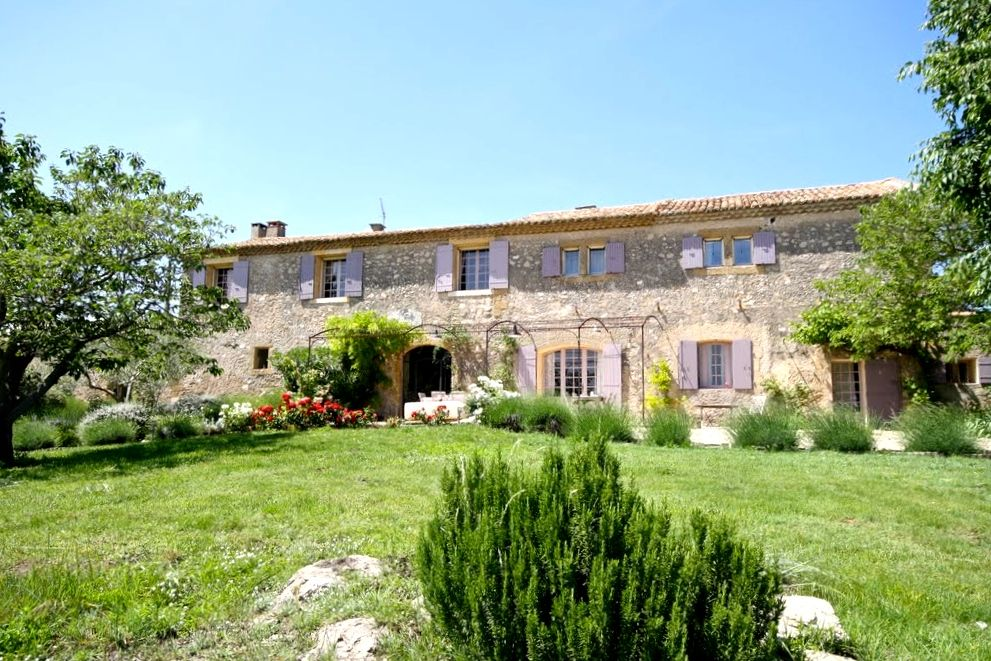 Mas de la Fourbine Luxury Villa in Provence France 249311