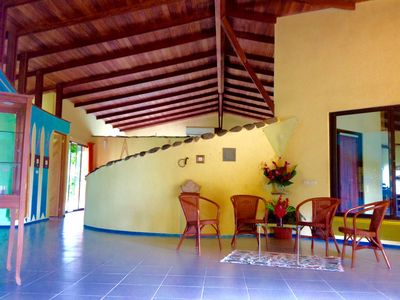 Photo for 4BR Chateau / Country House Vacation Rental in La Fortuna, Alajuela