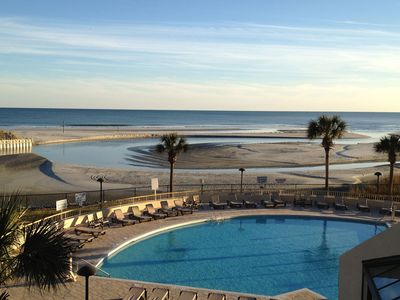 Photo for Oceanfront, South Tower, Awesome View ... Easter week available 4/20-4/27
