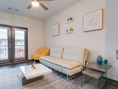 Photo for Spacious Studio | Fast Wifi | Great 4 Business Travelers!