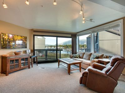 Photo for Upscale Heavenly View 555 Tahoe Keys Condo #6 Common Hot Tub and Pool