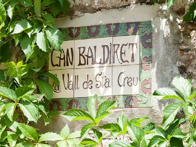 Photo for Self catering Can Baldiret for 8 people