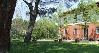 Photo for Country house with large garden in Chianti and terrace, 7 km to Florence.
