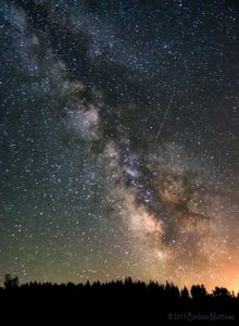 Stargaze the night away from the Cabin or take a Short drive to Cherry Springs