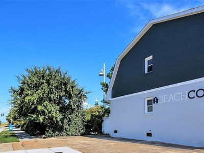 Photo for Beach Cottage Reef Suite  (2 bed/1 bath condo 1 block from beach)