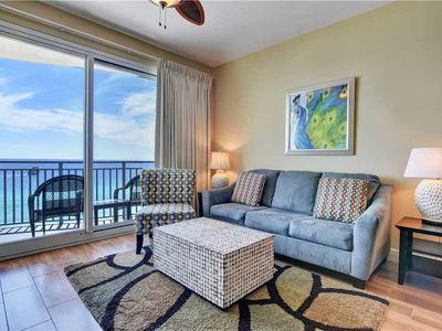 Photo for Freshly Painted & Beautiful 11th Floor - Gulf Front 3 Bedroom, 3 Bathroom