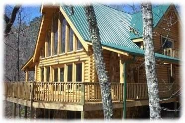 50 X 12 ft deck, two covered porches, all w mtn and river views at 'happy hour'!