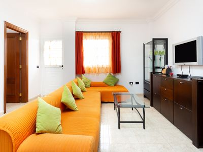 Photo for Nice apartment, very close to the airport and the beaches of the south of the island