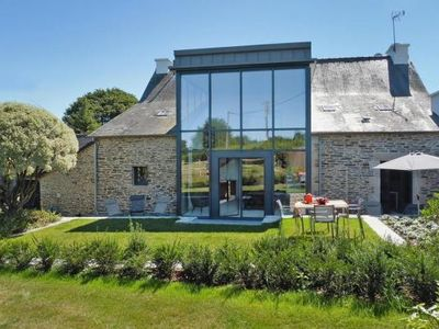 Photo for Country house, Landéleau  in Finistère - 8 persons, 4 bedrooms
