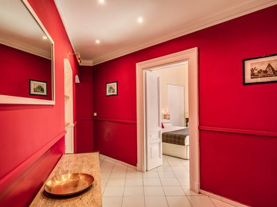 Photo for Deluxe Two Bedroom Apartment - at the Spanish Steps