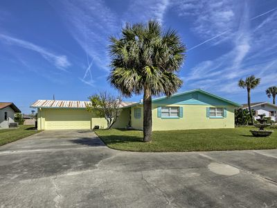 Photo for Cozy Home w/Sunroom & Yard Steps from Ormond Beach