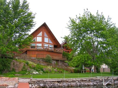 Photo for Premier Chalet Home on Beautiful Williams Lake