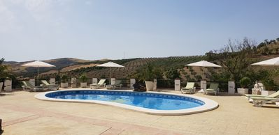 Photo for Cortijo el Chenil Rural Retreat, La Perrita