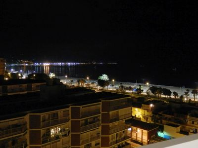 Photo for Luxury apartment with stunning sea views very close to the beach (WLAN Smart TV)