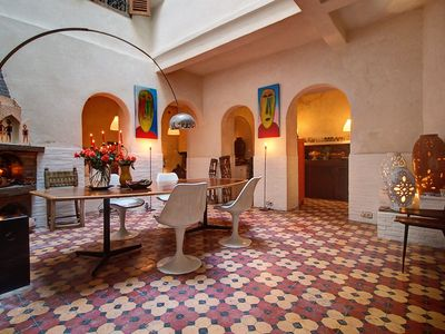 Photo for VAST RIAD OF CHARM FOR 5 PEOPLE WITH VIEW, CENTER MEDINA