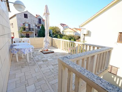 Photo for Apartment Jerka (31961-A1) - Supetar - island Brac