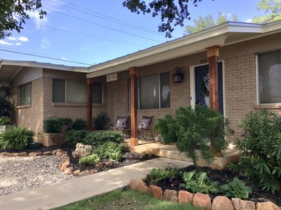Photo for Birmingham House-  Blocks from the Llano River, Shopping, and Restaurants