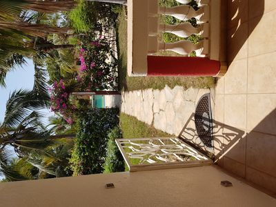 Photo for A peaceful villa not far from seaside resort of Saly in residence supervillee