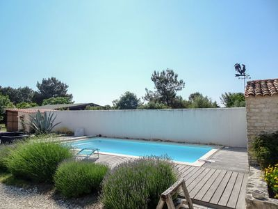 Photo for Vacation home Le Grand Deau in Ile d'Oléron - 9 persons, 4 bedrooms