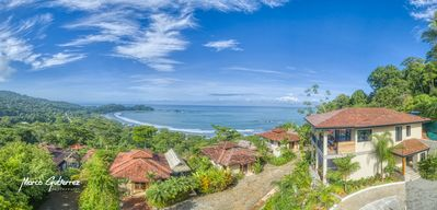 Photo for Amazing Ocean View NEW villa walking distance to the beach