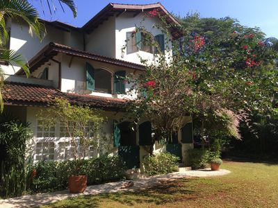 Photo for Charming house on the beach of Camburi - North Coast / SP!