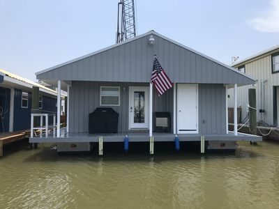 Photo for New Cypress Cove Marina Houseboat (985-264-6582)