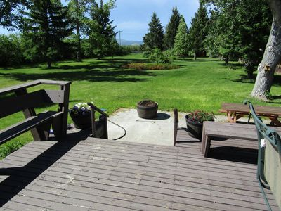 Photo for Private Lewistown Retreat, Close To Town, Super Private. Pet Friendly