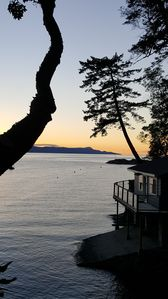 Photo for Oceanfront Romantic Seclusion at Sunset Cove Cottages.