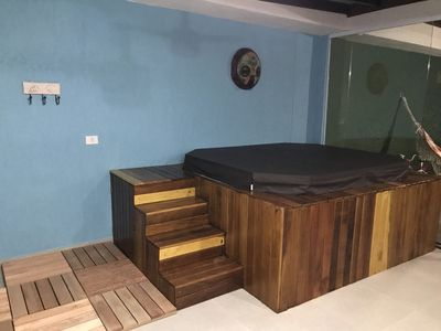 Photo for Ilhabela (house 3) - Pereque 3 Suites - up to 10 people - SPA 6 people