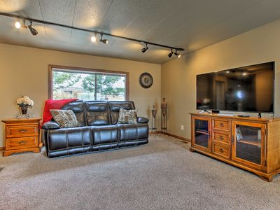 Photo for NEW! Helena Home w/ Covered Patio & Views!