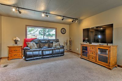 This 4-bed, 2-bath vacation rental home is the perfect Helena retreat!