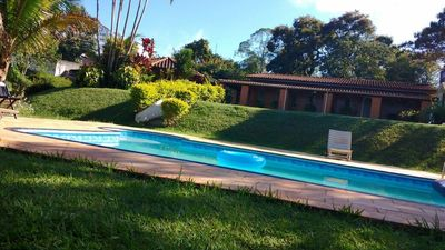 Photo for Farm near Sao Paulo for weekend with nature contact