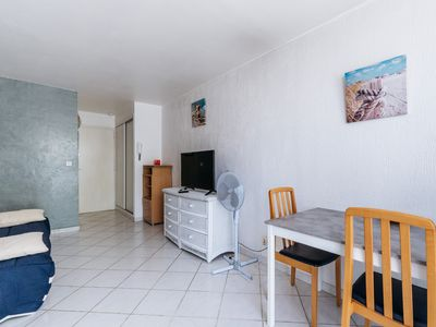 Photo for Charming studio on the port of Cap d'Agde