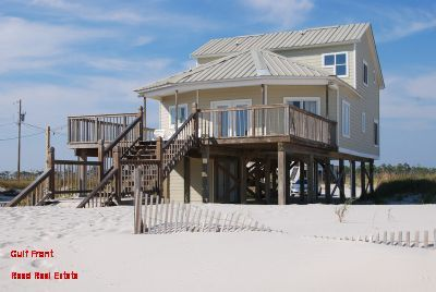 Photo for Beach House - Gorgeous 4 Bedroom Gulf Front Private Home, Sleeps 10