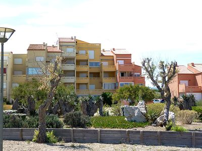 Photo for One bedroom Apartment, sleeps 4 in Leucate with WiFi