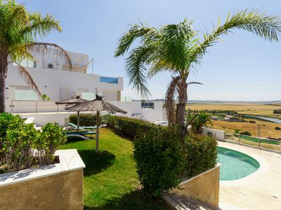 Photo for Modern holiday apartment with sea view - Apartamento Arena