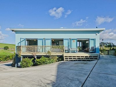 Photo for The Blue Cottage with WiFi- Waipu Holiday Home