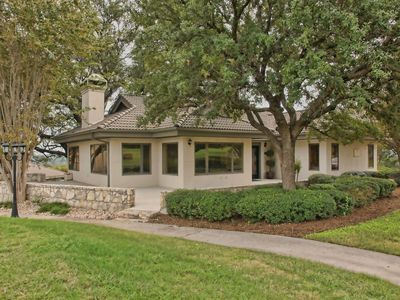 Photo for Cottage at Lakeside - a golf & lake getaway-1800 Clubhouse Hill Dr-Spicewood,TX